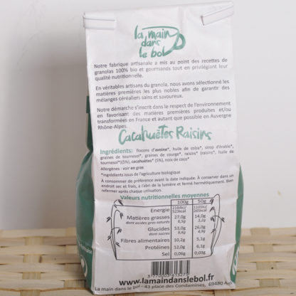 granola-cacahuetes-raisins-2